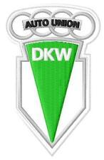 DKW Aufnäher iron-on patch