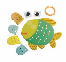 Manhattan Toy - Lace & Play Fish