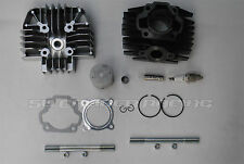 50 Caliber Racing YAMAHA PW80 Replacement Rebuild Engine PW 80 Top End KIT Stock