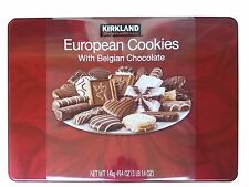 Kirkland European Cookies with Belgian Chocolate (49.4OZ) Royalty Rich 3LB 1.4OZ