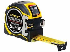 Stanley FatMax Pro Autolock Tape 5m/16ft