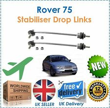 Fits Rover 75 1.8 2.0 CDT CDTi 2.5 V6 TWO Front Stabiliser Drop Link Rods x2 NEW