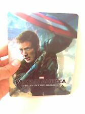 Captain America The Winter Soldie Magnet 3D lenticular Flip effect for Steelbook