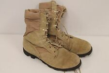 TAN RO-SEARCH HOT WEATHER COMBAT BOOTS SIZE 8 R
