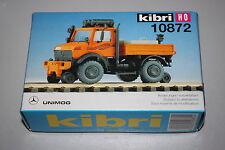 Kibri 10872 Unimog Schistra Spur H0 OVP