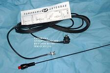 PANORAMA  BODY MOUNT ANTENNA BNC  MARINE  144 - 174 MHZ  COMPLETE WHIP