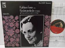 HLM 7002 Kathleen Ferrier Sings Mahler KindertotenLieder purcell Handel Green