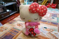 """7"""" Adorable Pink Hello Kitty Collection Hold Pillow Plush Doll Toy"""