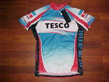 Jakroo Air Surf Tesco 2013 BP MS 150 Full Zip Men Cycling Jersey M New