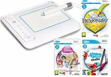 Nintendo Wii Wii U - U Draw udraw Tablet Bundle - 3 Game Bundle