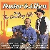 Foster & Allen Sing the Country Hits Cd Brand New & Factory Sealed