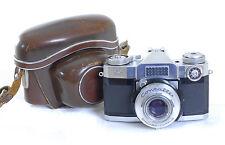 Zeiss Ikon Contaflex Super con un obiettivo Tessar 50mm f2.8 (7206)