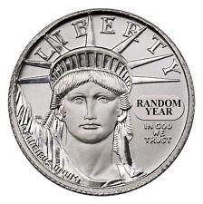 Random Date $10 1/10 Oz American Platinum Eagle Uncirculated Coin SKU26158