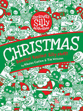Christmas (Seriously Silly Activities) Doodle - Puzzles -  Activity Book