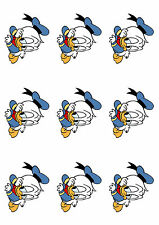 transfers*iron on* baby grow* vest* designs make your own* BABY DONALD DUCK X 9