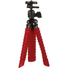 Vivitar viv-sp-7-red Small gommata SPIDER Treppiede Gorilla Pod (UK stock) nuovo con scatola