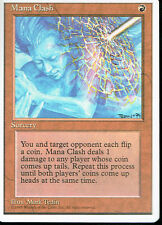 MAGIC THE GATHERING 4TH EDITION RED MANA CLASH