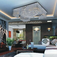 For Living Room Hall Bedroom 13 Lights Modern Chandelier Pendant Ceiling Lamp
