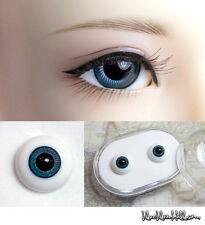 1/3 1/4 1/6 bjd 14mm teal glass doll eyes with box super dollfie #EB-16