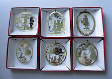Wizard of Oz Brass Ornament Gift Set