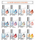 NEW- LECHAT Perfect Match MOOD - MPMG24-36 - Color Changing Gel Nail Polish .5oz