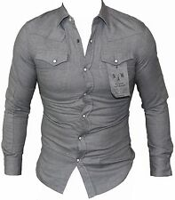 "G-STAR RAW Men's RE WESTERN TACOMA Casual Shirt  Size S ""Brand New"""