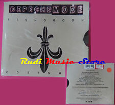 CD singolo Depeche Mode It's No Good 9 17390-2 BOX SIGILLATO USA 1997 no lp(S20)