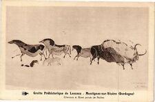 CPA Grotte Préhistorique de Lascaux-Montignac sur Vézére (233299)