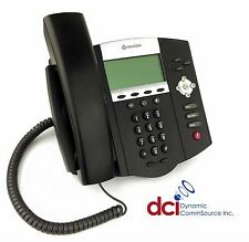 Refurbished Polycom Soundpoint IP 450 Phone w/Power *FREE SHIPPING