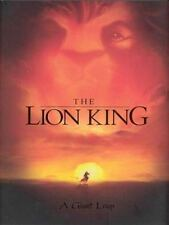 The Lion King: A Giant Leap (Welcome Book)-ExLibrary