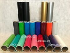 4 rolls 12 x 3 feet Oracal 651 Craft Adhesive Backed Vinyl Sheets  Silhouette