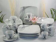 Service De Table Porcelaine à café salle à manger 42tlg TK-974 Gala light NEU