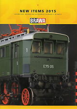 "Brawa 2015 ""New Items"" Catalogue"