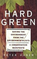 HARD GREEN - NEW PAPERBACK BOOK