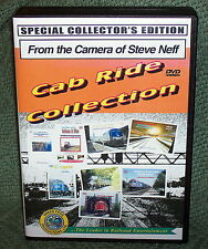 "20246 TRAIN VIDEO DVD BOX SET ""CAB RIDE COLLECTION'"" STEVE NEFF"
