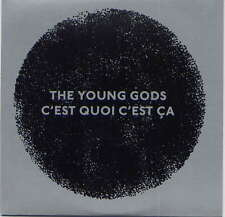 THE YOUNG GODS - rare CD Single - Europe - Promo