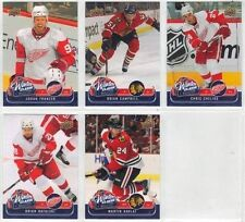 CHRIS OSGOOD GOALIE DETROIT RED WINGS 2008-09 UD MVP WINTER CLASSIC #WC8