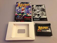 Rayman - Atari Jaguar, Game - Complete in Box CIB
