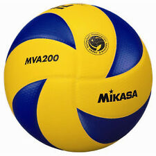 MIKASA JAPAN MVA200 FIVA Official Volleyball Game Ball size:5