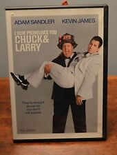 I Now Pronounce You Chuck And Larry DVD Adam Sandler Kevin James