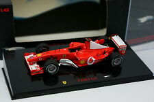 Hot Wheels Elite 1/43 - F1 Ferrari F2003 GA