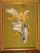 Mirabilia Archangel counted cross stitch pattern new chart  complete stitchery