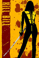 Kill Bill Movie Poster Version Y 14x20 inches