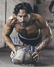 JOE MANGANIELLO SIGNED AUTHENTIC 'TRUE BLOOD' 8X10 PHOTO COA ACTOR MAGIC MIKE
