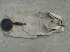 Hungarian canvas gas mask bag M1935 WW2 NEW First Class Quality Reproduction