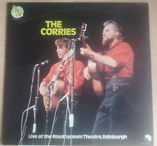 The Corries - Live At The Royal Lyceum Theatre, Edinburgh LP