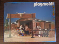 1987 playmobil 3768 Western Silver Ranch Barn still in the original wrapping