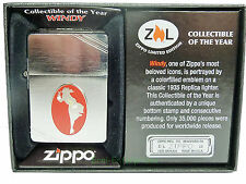 Zippo Windy 1935 Replica Collectible of the Year Limited Edition in Box 2004124