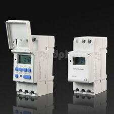 THC15A DC 12V Temporizador Digital Programable Interruptor Accesorio Práctico