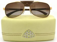 "Maybach The Baron II ""prescription"" Sunglasses (18k Gold-Plated) SZ 63 x 14 135"
